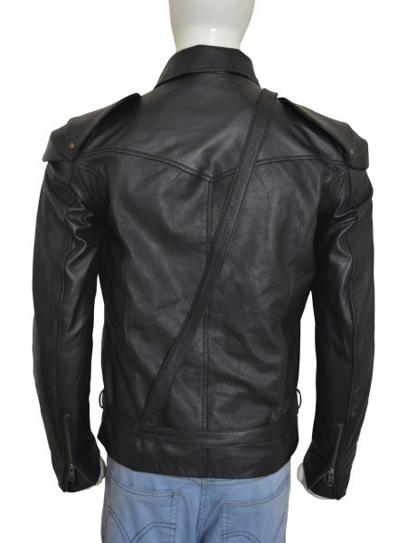 Buy TV Series The Shannara Chronicles Aaron Jakubenko leather Jacket