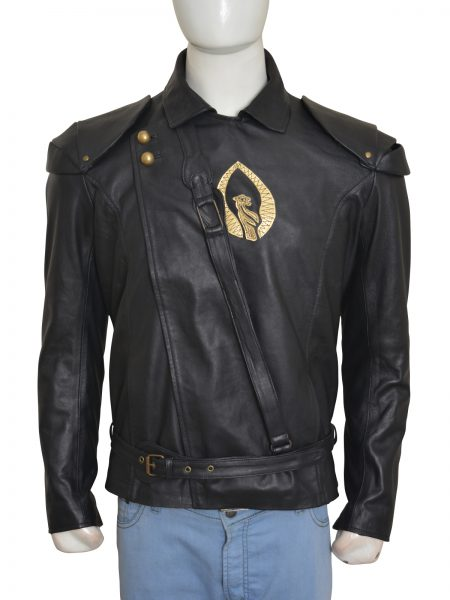 Get Aaron Jakubenko stylish leather jacket