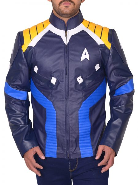 Star Trek Beyond Chris Pine Costume Jacket