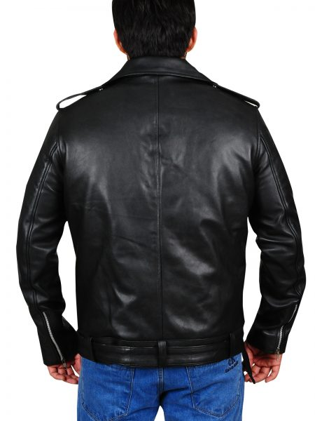 Negan Walking Dead leather Jacket