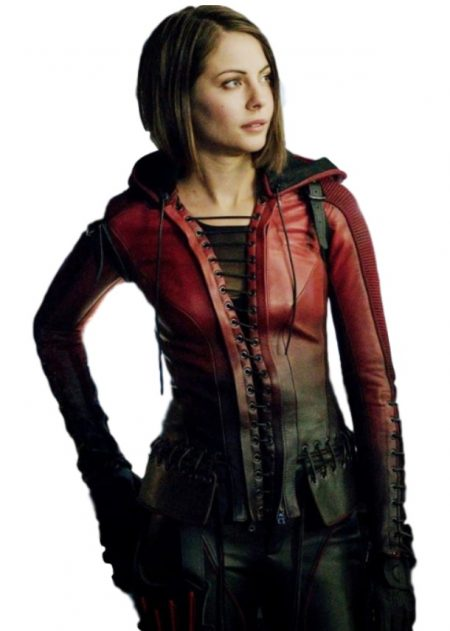 Arrow Willa Holland Outfit