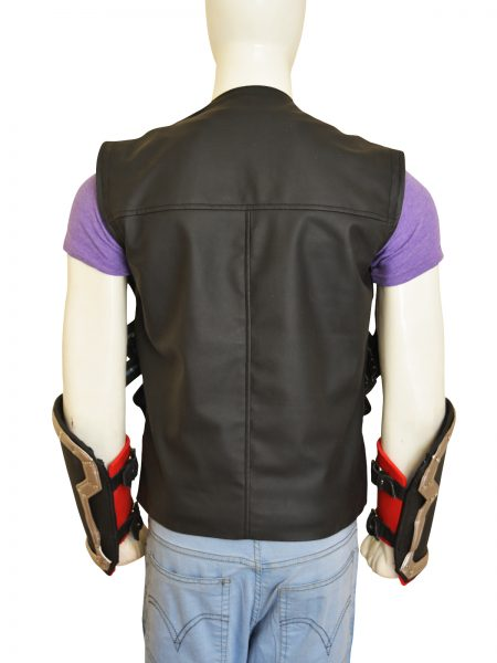 Movie Thor Chris Hemsworth Detachable Sleeves Costume