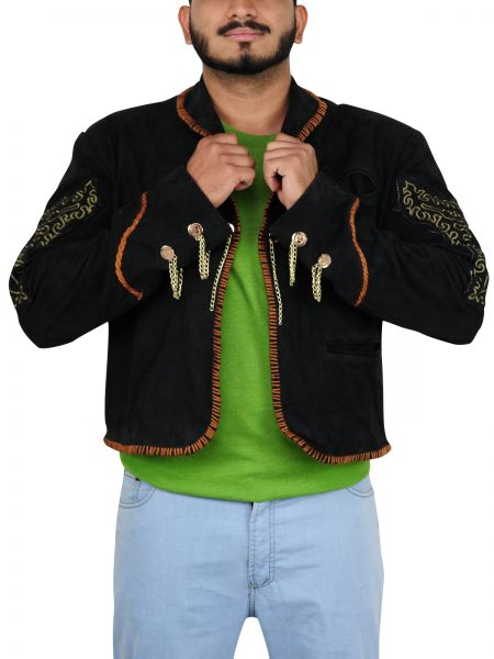 Once Upon a Time in Mexico El Mariachi Antonio Banderas Coat