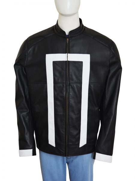 Get Agents of Shields Gabriel Lun Leather Jacket