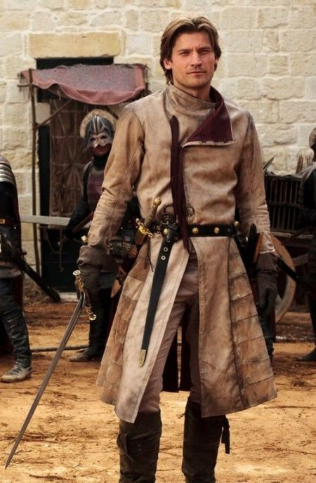 Buy 2011-2017 Game of Thrones 44 episodes Jaime Lannister Coat