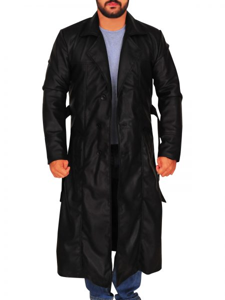 The Crow Trench Coat