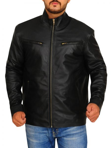 Vin Diesel Fast And Furious 8 Dom Leather Jacket