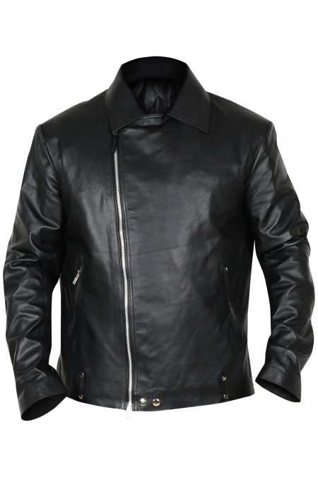 Xander Cage Xiang Leather Jacket