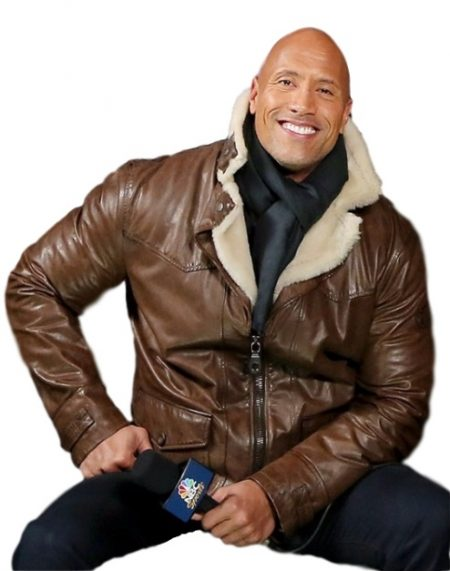 DWAYNE JOHNSON FURIOUS 8 JACKET