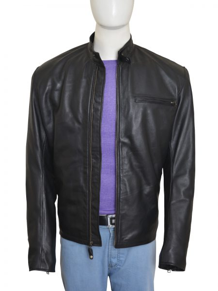 Classic Motorcycle Racer leather Jacket