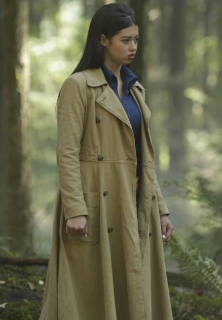 TV series Legion Kerry Loudermilk Brown Coat