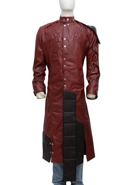 Guardians of the Galaxy Peter Quill Leather
