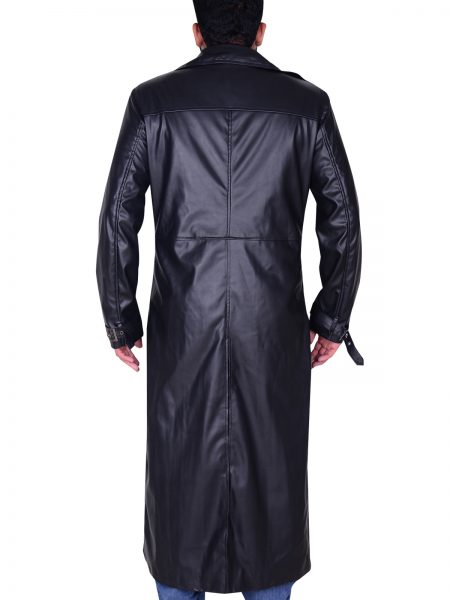 Albert Wesker Resident Evil 5 Black Coat