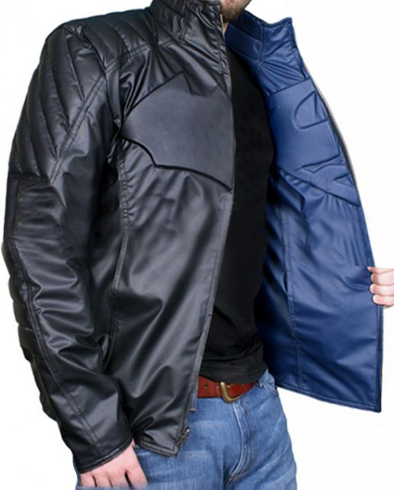 SUPERMAN VS BATMAN DAWN OF JUSTICE REVERSIBLE JACKET