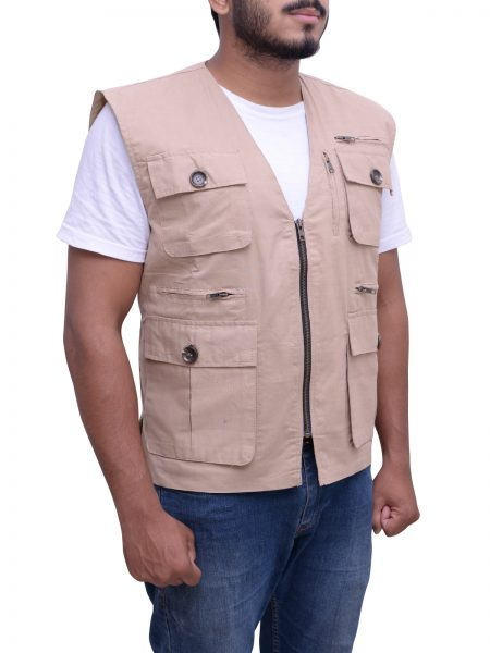 John Goodman Movie Kong Skull Island Vest