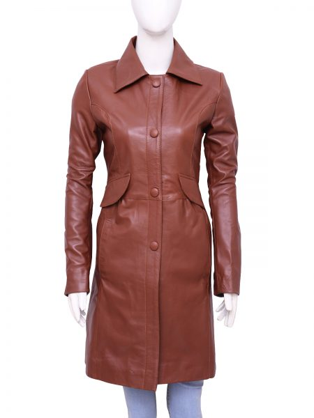 DOCTOR WHO TV SERIES DONNA NOBLE BROWN COAT