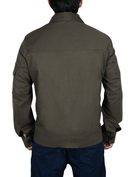 Supernatural Dean Winchester Cotton Jacket