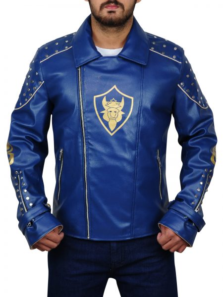 Mitchell Hope Descendants 2 King Ben Jacket