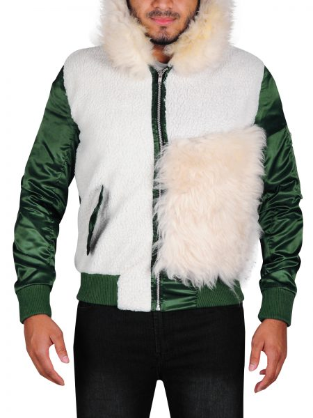 xXx Return of Xander Cage Premier Vin Diesel Fur Jacket
