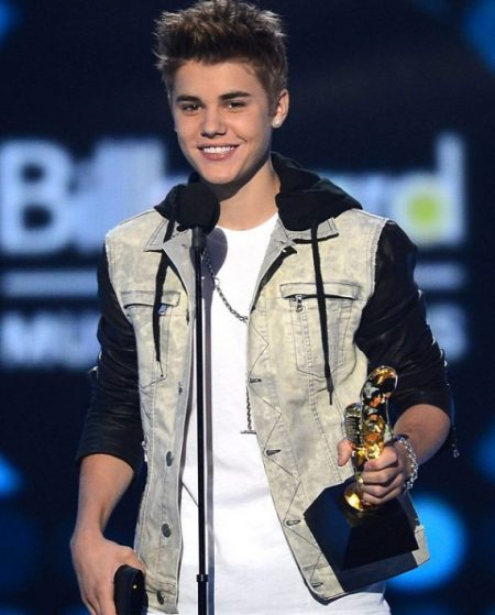 Justin Bieber Billboard Music Awards Jacket
