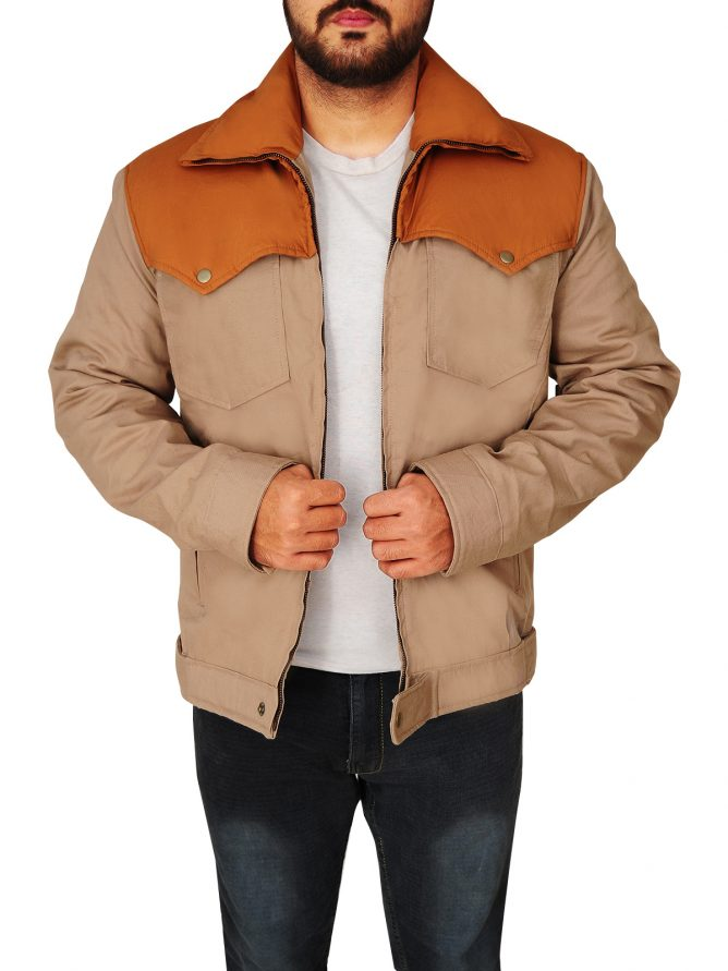 Kevin Costner TV Series Yellowstone Jacket