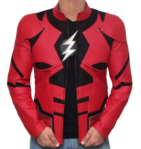 The Flash Justice League Movie Ben Affleck Costume Jacket