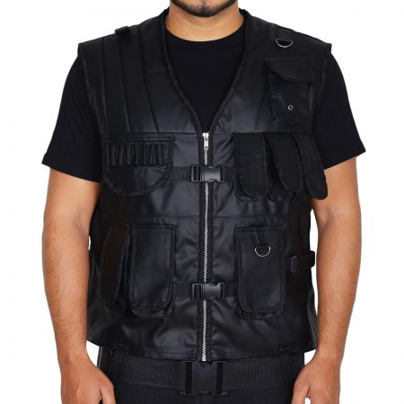 WWE Wrestler Dean Ambrose Shield Tactical Vest