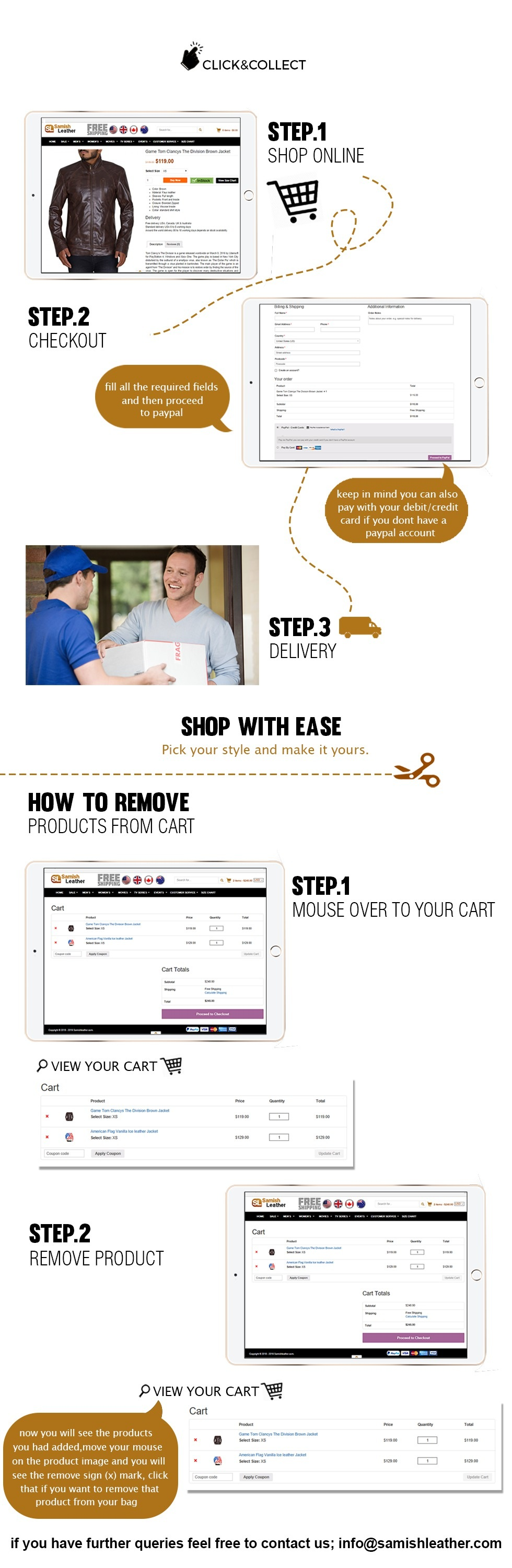 how-to-checkout