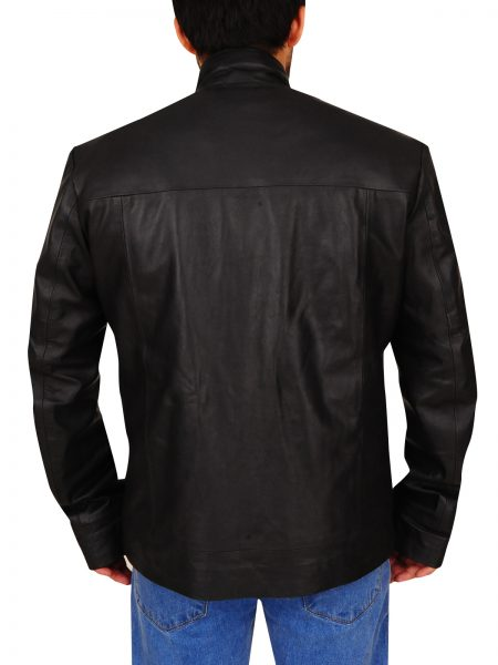 Mission Impossible 6 Tom Cruise Leather Jacket