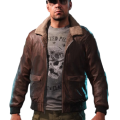 Video Game Far Cry 5 Aviator Mayday Outfit Jacket