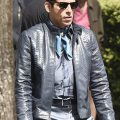 Ben Stiller Zoolander 2 Leather Jacket