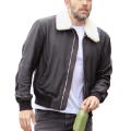 Ben Affleck Leather Jacket