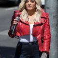Bebe Rexha The Way I Are Red Jacket