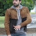 Sean Teale The Gifted Leather Jacket
