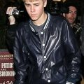 Justin Bieber Varsity Leather Jacket