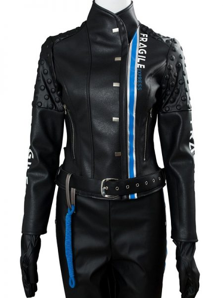 Fragile Express Women Death Stranding Costume Jacket