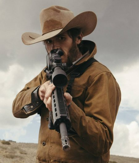 Dave Annable Yellowstone Jacket