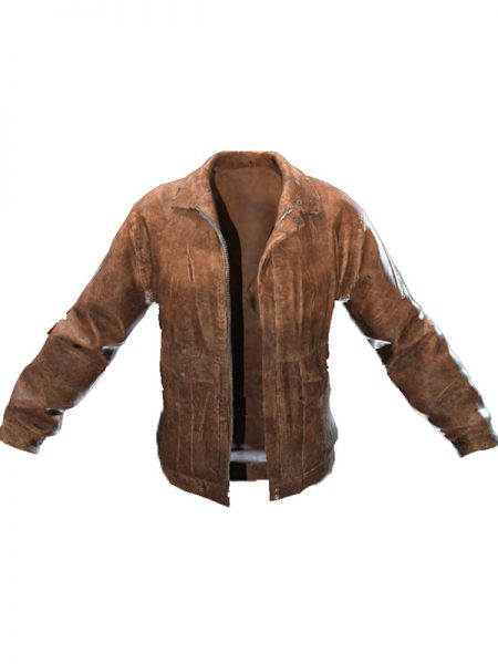 Snowdevil's Pubg Mobile Biker Leather Jacket