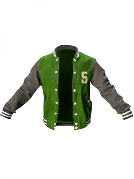 PUBG Untitled Jacket Green Jacket