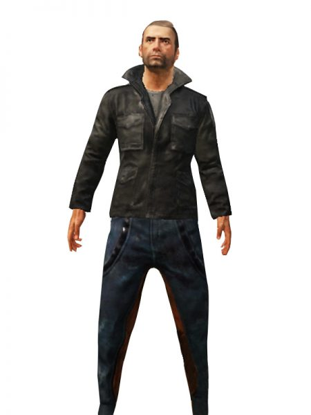 Combat Training Pubg Mobile Leather Jacket