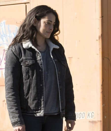 Natalie Martinez The Crossing Reece Jacket