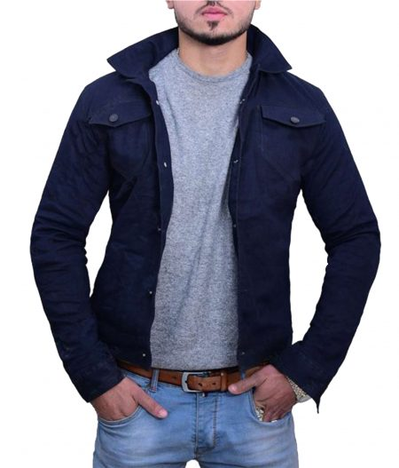 Ethan Hunt Mission: Impossible - Fallout jacket,