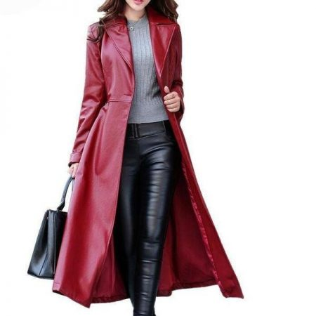 Spring-Autumn-Women-Leather-Jacket-Fashion