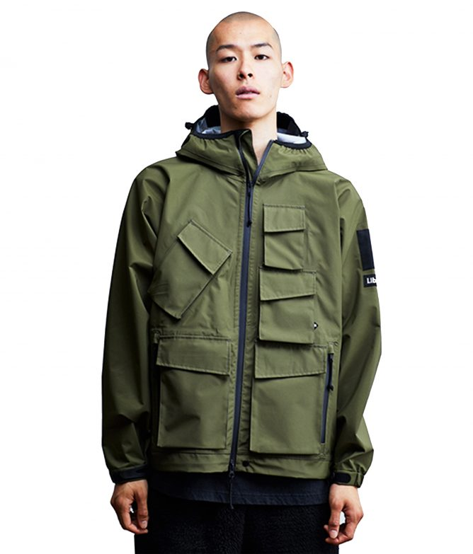 Liberaiders Sherpa 3Layer Jacket