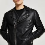 FASN512-Black-Stylish-Faux-Leather-Biker-Jacket-for-Men-with-Belted-Waist-Featured-1.jpg